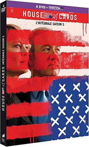 House of Cards - Saison 5 [DVD + Copie digitale], DVD/BluRay
