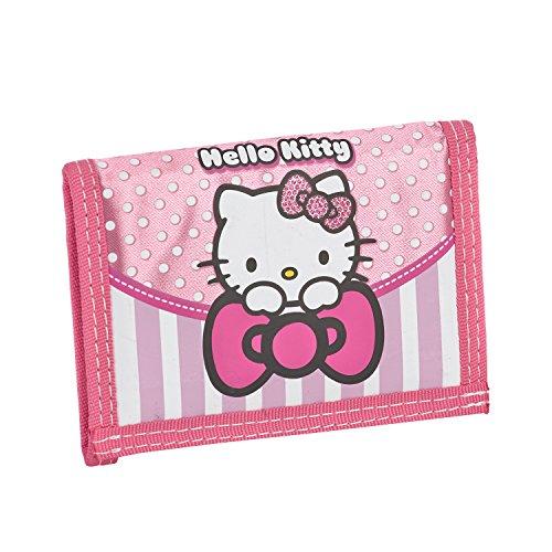 Hello Kitty–45752–Velcro Wallet
