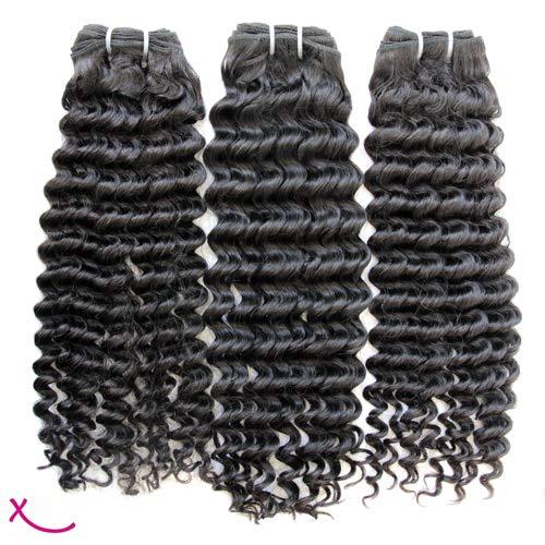 Extiff - Lot 3 tissages brésilien ondulé - Body Wave- du 10 pouces au 28 pouces (26\