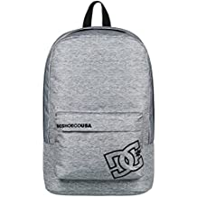 DC Bunker Solid Backpack Grey Heather O/S