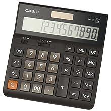 Casio DH-12BK-S-EH Calculatrice de table