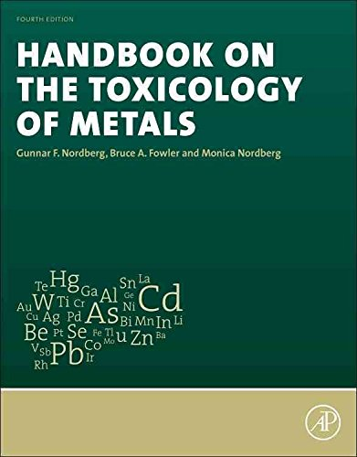 [Handbook on the Toxicology of Metals] (By: Gunnar F. Nordberg) [published: October, 2014] par Gunnar F. Nordberg