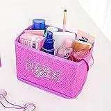 XIYAOSüße Stickerei Candy Aufbewahrungsbox Desktop Kosmetische Box für Mädchen Geschenk