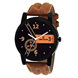 Decode Analogue Black Dial Men'S And Boy...