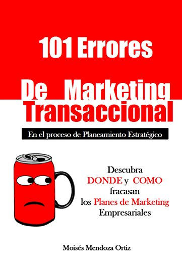 101 Errores de Marketing Transaccional