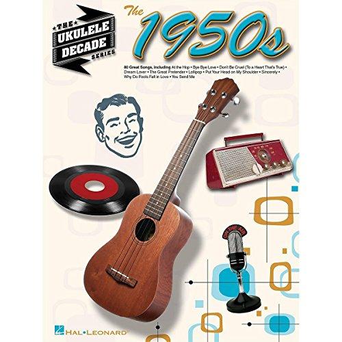the-ukulele-decade-series-the-1950s-partituras-para-ukelele