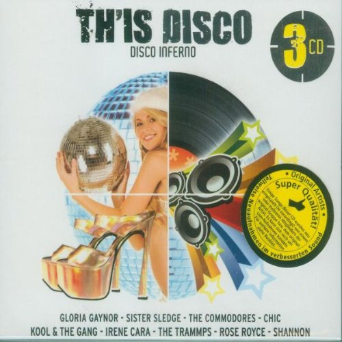 Th'is Disco - Disco Music Medley (Tw.Re-Recorded)