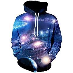 Sudadera nebulosa con capucha personalizada