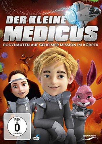 Bild von Der kleine Medicus - Bodynauten auf geheimer Mission im Körper