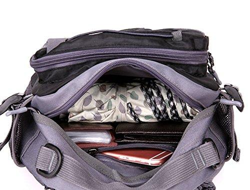 Borsa alla rinfusa all'aperto viaggio/ borse di svago all'aperto per gli uomini e le donne/ impermeabile sport Pocket-E F