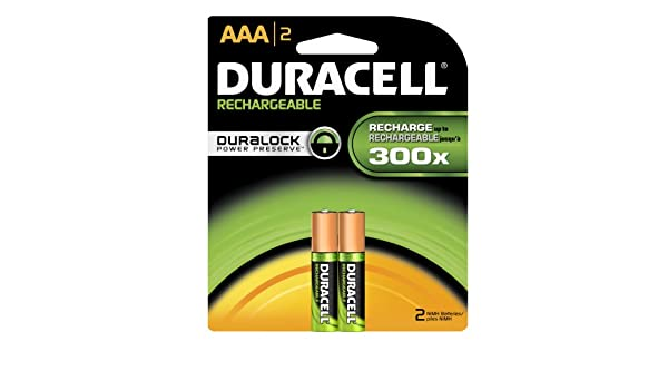 2654e71dcf3 Buy Duracell Rechargeable Aaa Batteries 2 Count Online at Low Price in India