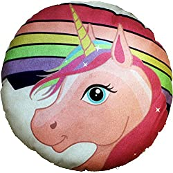 Cojín de unicornio Unicorn Cojín, Cojín, decoración, cojín de peluche regalo Idea, cumpleaños, mejor amiga, Navidad, Amor, unicornio