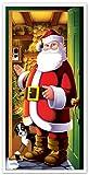 """Best Beistle Of The Doors - Beistle 20012 Santa Door Cover, 30"""" x 5 Review"""
