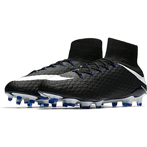Nike Herren Hypervenom Phatal Iii Dynamic Fit Fg Fußballschuhe COBBLESTONE/LT OREWOOD BRN/BLA