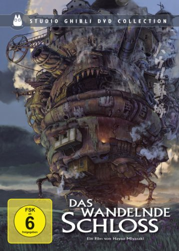 Das wandelnde Schloss (Studio Ghibli DVD Collection) [Deluxe Special Edition]