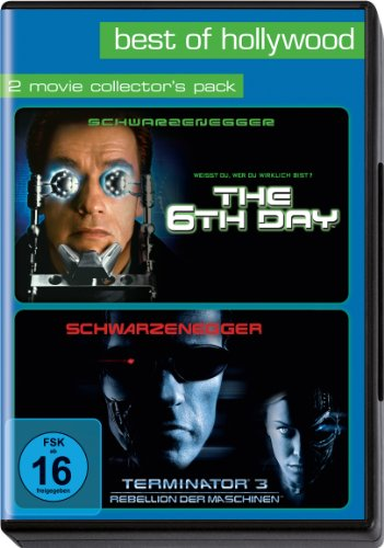 Best of Hollywood - 2 Movie Collector's Pack: The 6th Day/Terminator 3 [2 DVDs]