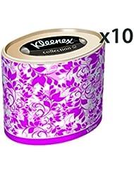 Set 10 KLEENEX Veline box ovale * 64 pz. - Mouchoirs en Papier