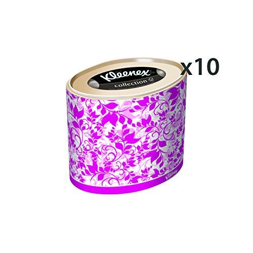 set-10-kleenex-veline-box-ovale-64-pz-mouchoirs-en-papier