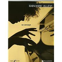 No Concept (Piano/Voice/Guitar)