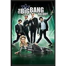 Póster de The Big Bang Theory Barbarella Incluye Artículo adicional)