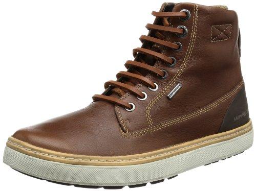 Geox U Mattias Abx C, Boots homme Marron (Moka)