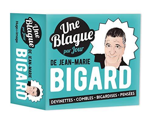 Une Blague par jour de Bigard 2019