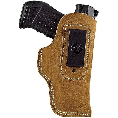 IB332 - Fondina interna ambidestra Glock 17