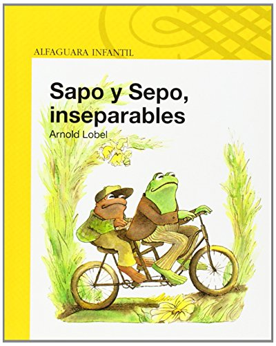 Sapo y Sepo, Inseparables (I Can Read! - Level 2)