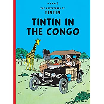 The Adventures of Tintin : Tintin in the Congo