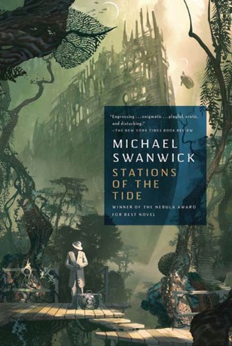 Stations of the Tide (English Edition)