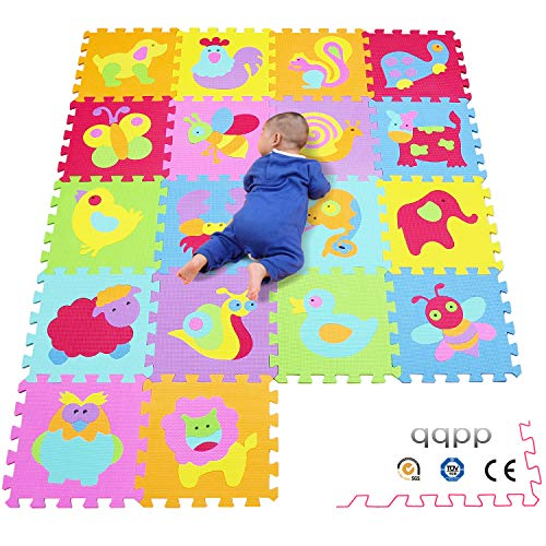 Qqpp Puzzles de Suelo