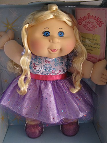 cabbage-patch-kids-sparkle-collection-cpk-caucasian-girl-with-dimple-blonde-hair-blue-eyes-purple-dr