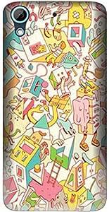 APE Designer Back Cover for HTC desire 626