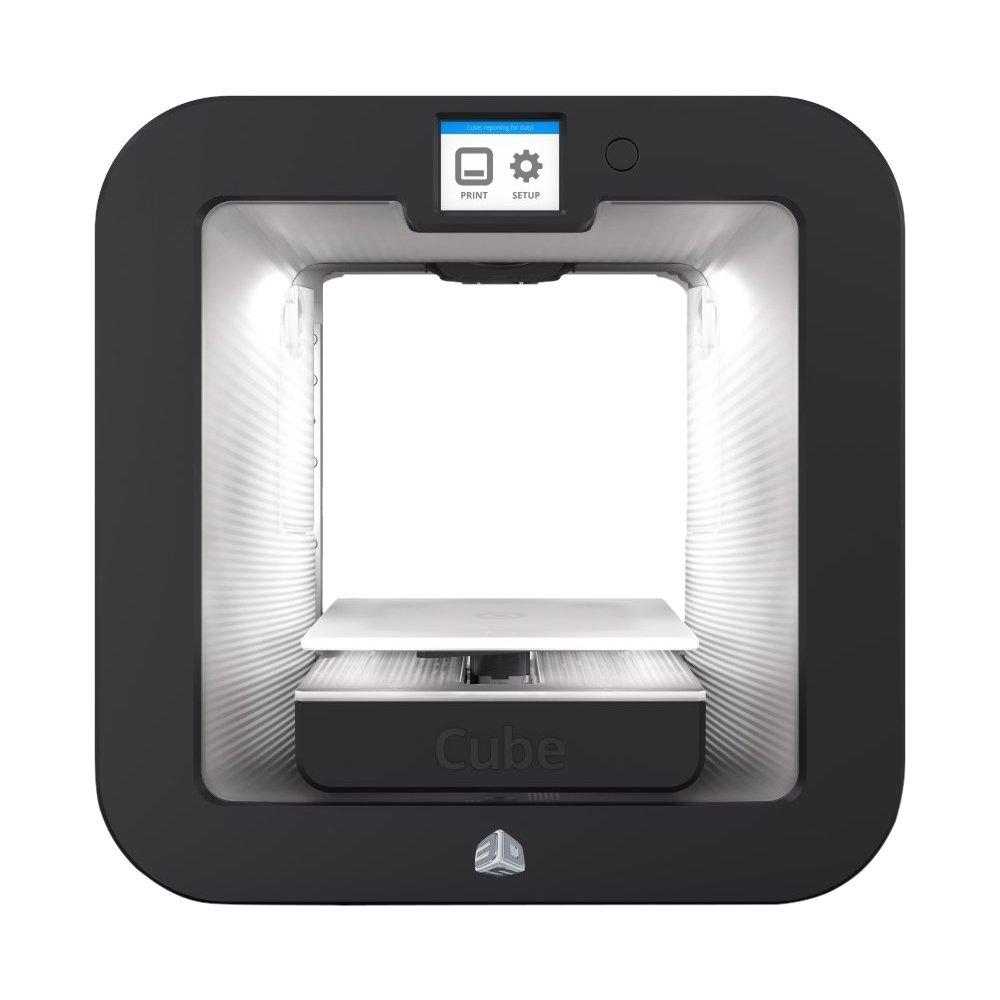 Impresora 3D 3DSYSTEMS Cube, tercera generación, gris