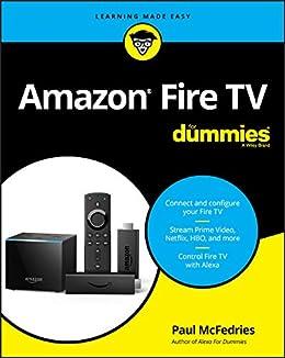 Amazon Fire TV For Dummies (For Dummies (Computer/Tech)) (English ...