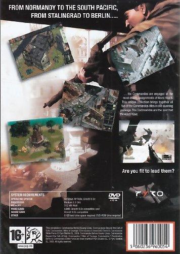 Commandos Complete Collection screenshot