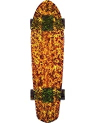 Globe Bantam Clears - Skateboard ( need to be reviewed ), color multicolor, talla 24''
