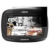 atFoliX Blickschutzfilter für Garmin Zumo 390LM Blickschutzfolie - FX-Undercover 4-Wege Sichtschutz Displayschutzfolie