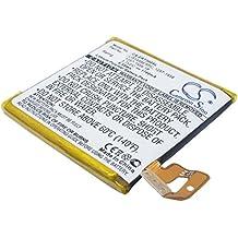 CS 1850mAh Akku für Sony Ericsson Xperia T LT30p, Sony Ericsson Mint, Sony Ericsson Xperia TL, Sony