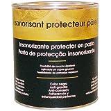 Superclean 910072 Protection Bas Caisse Pate, Noir, 1 L