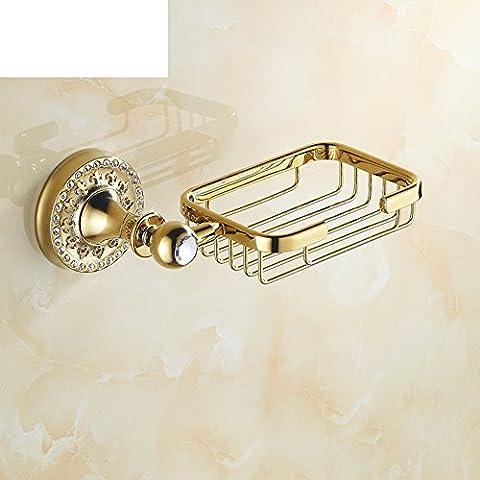 SOAP/SOAP/Accessori/Rete di Sapone/ Scatola di sapone di stile europeo/ Piatto di sapone
