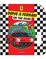 Drive a Ferrari On The Road An Exciting Adventure In The Ra