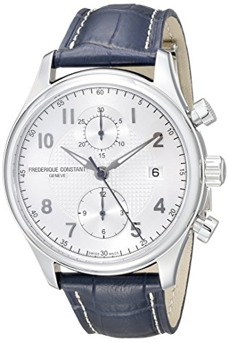 frederique-constant-mens-42mm-blue-leather-band-steel-case-automatic-silver-tone-dial-watch-fc-393rm