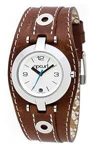 Rip Curl A2289G White Girl's Analogue Wrist Watch