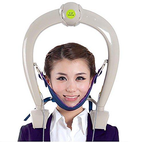 GAYY Cervical Traction Neck Care Necked Haushalt Breathable Erwachsene männliche und weibliche Hals Behandlung Korrektur mit weichen und harten Regulierung Rollator Mit Tablett Tisch