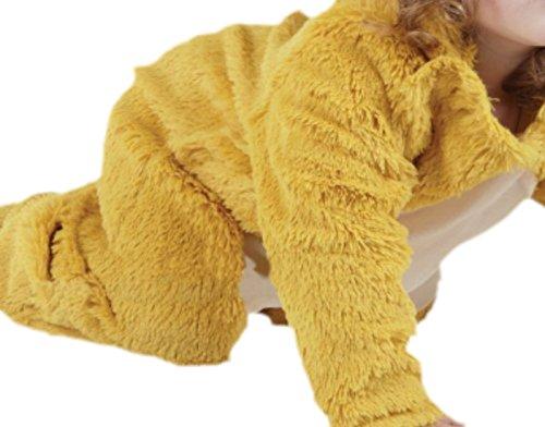 en Simba Kostüm, König der Löwen, Disneykostüm, Fasching, Gelb (Disney Schneewittchen Kostüm Kleinkind)