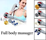 Inglis Lady 7 in 1 Handheld Infrared Body Massagers Machine Full Body Massager
