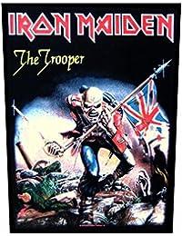 Iron Maiden The Trooper espalda parche