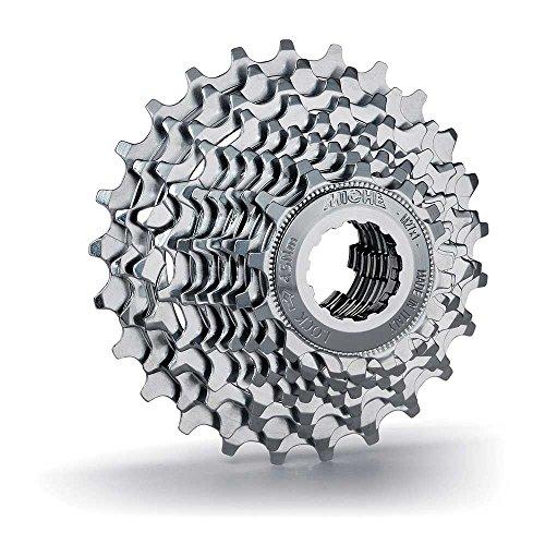 Miche 10velocidades Casete Campagnolo 16x 30Completa Bicicleta Unisex, Plata