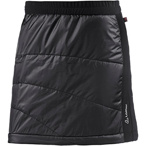 LÖFFLER Damen Rock Primaloft Mix 17165 - Thermorock -